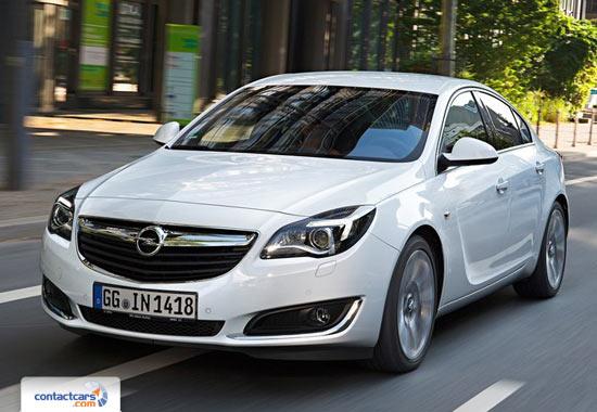 Opel Insignia 2017 - مراكز خدمة اوبل