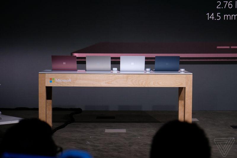 مواصفات Microsoft Surface Laptop سيرفيس لاب توب 1