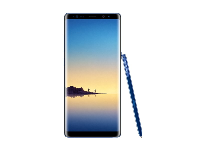 Samsung Galaxy Note 8 Deep Blue leaked