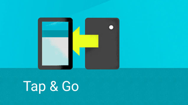 Android Tap & Go