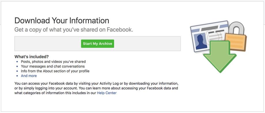 كيف تحذف حسابك على فيسبوك نهائياً