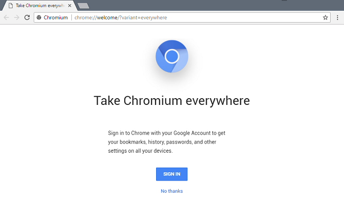 chromium - أفضل متصفحات ويب مفتوحة المصدر