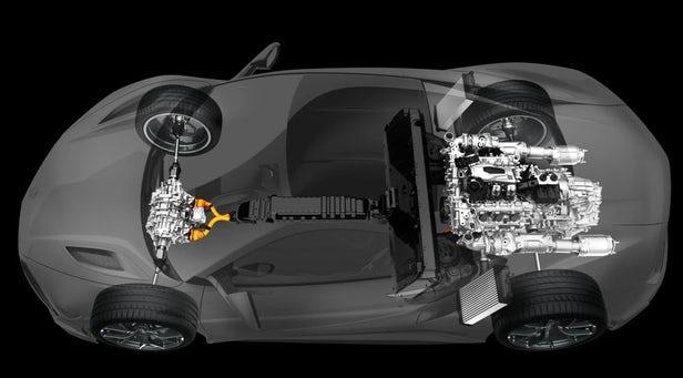 فيراري تحصد جائزة المحرك الدولي لعام 2017 1