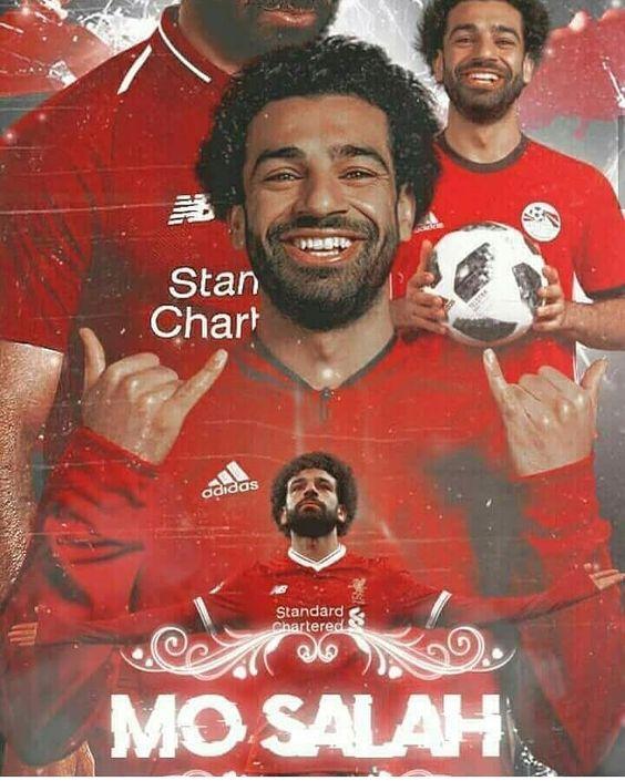 صور محمد صلاح 2018 نادي ليفربول ومنتخب مصر 8
