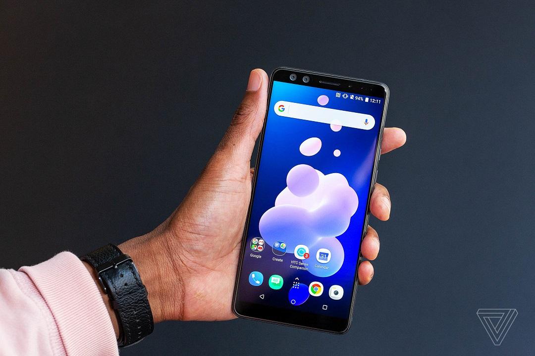 HTC U12 Plus 4