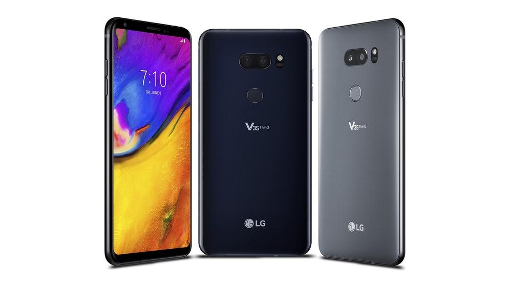 LG V35 ThinQ: هاتف رائد جديد من إل جي مبني على G7 2