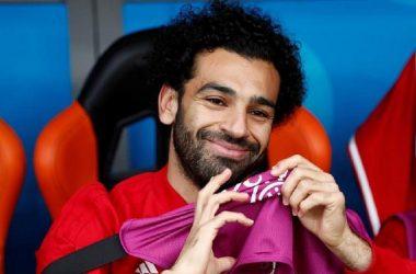 ترشيح محمد صلاح لجائزة أفضل لاعب في العالم من الفيفا 1