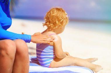 طريقة علاج الحروق على الأطفال الصغار 2