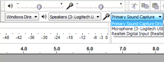 برنامج Audacity: تسجيل ومونتاج الصوت وإضافة المؤثرات الصوتية - دليل خطوة بخطوة 4