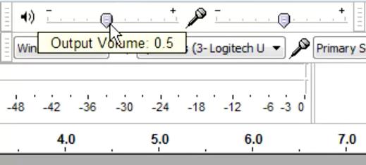 برنامج Audacity: تسجيل ومونتاج الصوت وإضافة المؤثرات الصوتية - دليل خطوة بخطوة 5