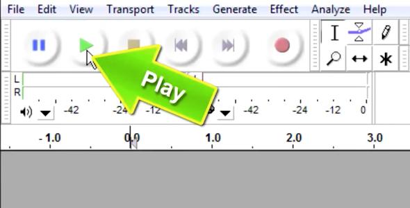 برنامج Audacity: تسجيل ومونتاج الصوت وإضافة المؤثرات الصوتية - دليل خطوة بخطوة 9