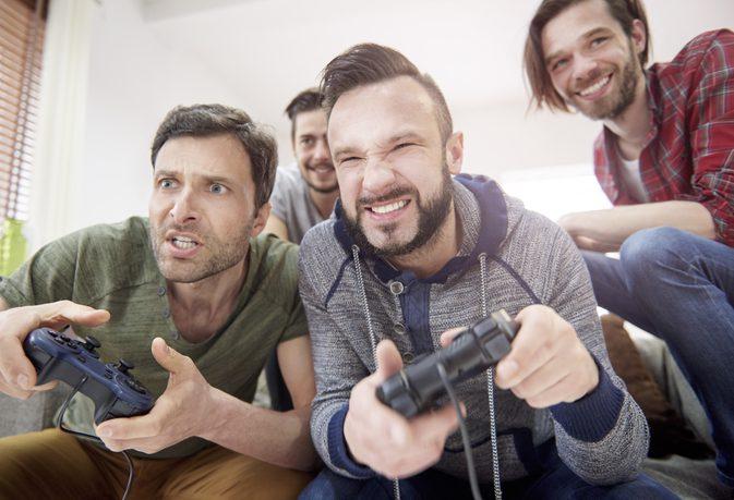 ألعاب الفيديو تؤثر سلبياً على العلاقة الجنسية
