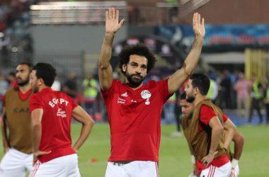 محمد صلاح يعاني من إصابة عضلية