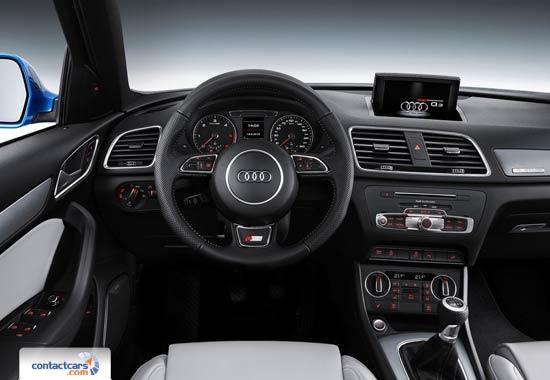 Audi q3 2018 interior