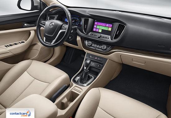 MG 360 2019 Interior