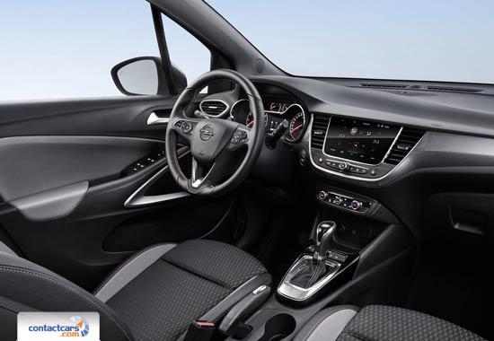 Opel Cross Land 2018 Interior