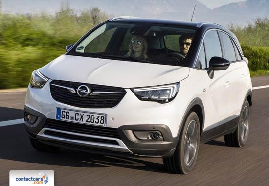 مواصفات و سعر Opel Cross Land 2018 في مصر 1