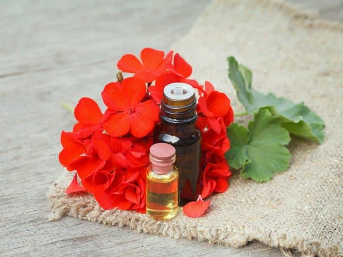 الآثار الجانبية لزيت الغرنوقي على الجلد