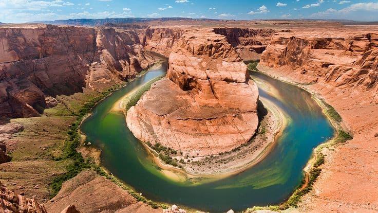 أفضل 10 عجائب طبيعية في أمريكا