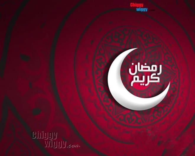خلفيات هلال رمضان 2019