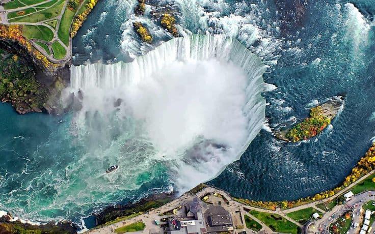يجب عليك رؤيتها: أفضل 10 عجائب طبيعية في أمريكا 1