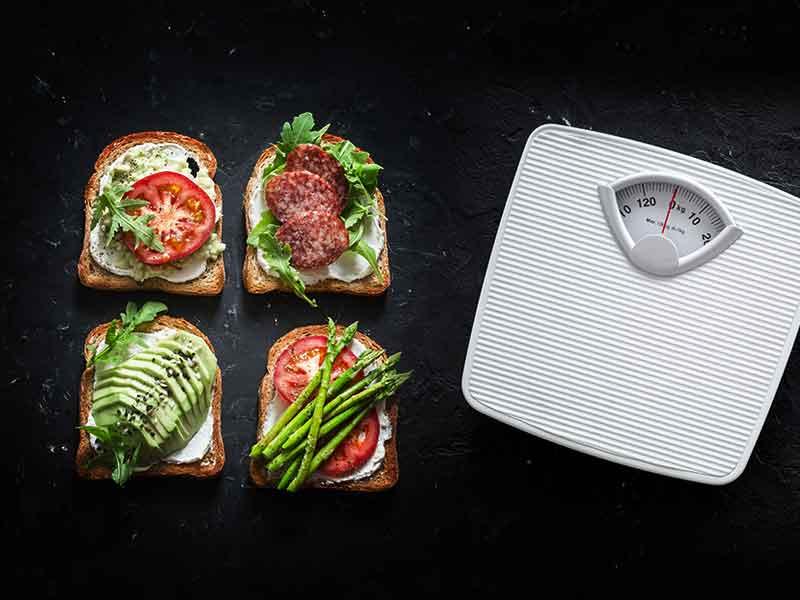 ما هو الساندويتش الذي يساعد على إنقاص الوزن؟
